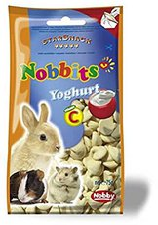 Nobby Nager Nobbits Nagersnack Yoghurt 100g