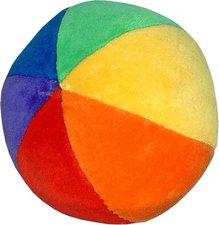 Trullala Regenbogenball mit Rassel