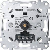 Merten Universal-Drehdimmer-Einsatz MEG5138-0000