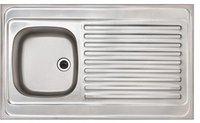 Rieber Modell 102 (100x60) (Edelstahl)
