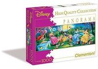 Clementoni Disney Princess - Swinging Princess (Panorama-Puzzle, 1.000 Teile)