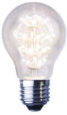 Best Season LED-Ersatzglühbirne Decoline E14 Warmweiß klar (358-16)