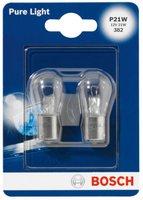 Bosch Automotive Kugellampe P21W Pure Light