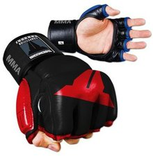 Throwdown MMA Hybrid Gloves
