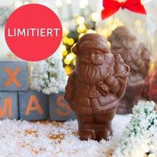 Weihnachtsmann Schokolade div. Hersteller