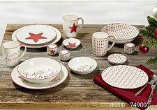 Weihnachtsgeschirr div. Hersteller