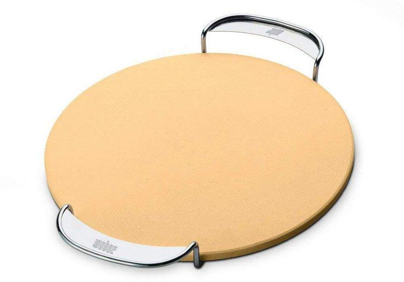 weber pizzastein mit gestell 8836 preisvergleich ab 44 17. Black Bedroom Furniture Sets. Home Design Ideas