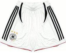 Adidas 06-07 Deutschland Away Shorts Junior