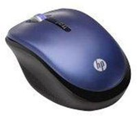 Hewlett Packard HP Wireless Optical Mobile Mouse (LX731AA)