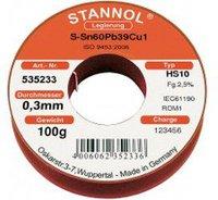 Stannol HS10 0, 3mm 100G