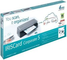 Iris IRISCard Corporate 5 (Win/Mac) (DE)