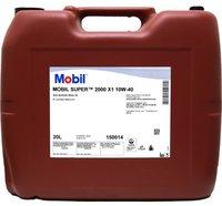 Mobil Oil Super 2000 X1 10W-40 (20 l)