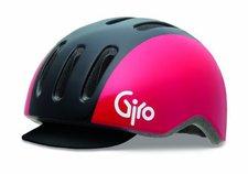 Giro Reverb schwarz-rot Retro