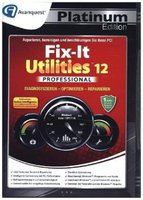 Avanquest Fix-It Utilities 12 Professional (Win) (DE)