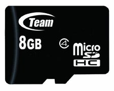 Team Group microSDHC Card 8GB Class 4