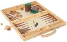 Bartl Backgammon-Koffer