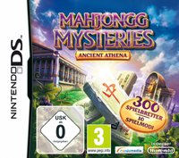 Mahjongg Mysteries: Ancient Athena (DS)