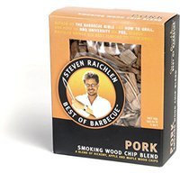 Steven Raichlen Wood Chips- Schwein (Pork) 550 g
