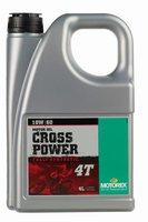 Motorex Cross Power 4T 10W60 (4 l)