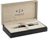 Parker Duofold PT Kugelschreiber Schwarz M