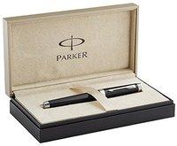 Parker Premier G.C. Füllfederhalter Laque Deep Black M