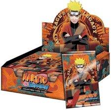 Bandai Naruto Shippuden - Sage's Legacy Booster Display
