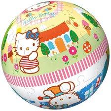 Ravensburger Hello Kitty - (Puzzleball, 11777, 40 Teile)