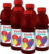 Kinella Bio Traube-Birne-Himbeer-Schorle