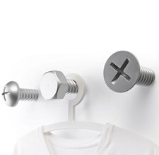Qualy Wandhaken Screw Collection Wall Hook