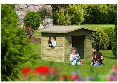 Delta Gartenholz Kinderspielhaus Henrik