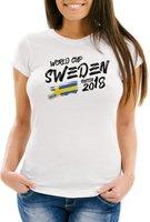 Schweden Fanshirt div. Hersteller