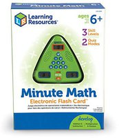 Learning Resources Minute Math Mathe-Trainer