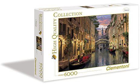 Clementoni Venedig (6.000 Teile)