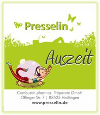 Combustin Presselin Auszeit Presslinge (100 Stk.)