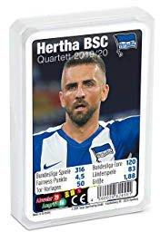 Hertha BSC Berlin Quartett