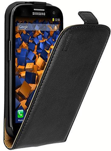 Mumbi Flip Case Leder für Samsung Galaxy S3