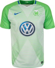 VfL Wolfsburg Trikot Home