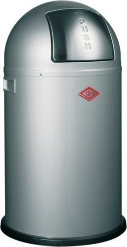 Wesco Pushboy Junior Silber (22 L)
