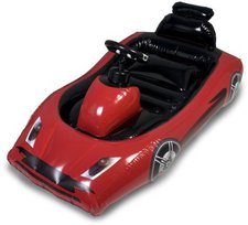 CTA Digital Wii Inflatable Sports Car