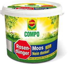 Compo Rasendünger Moos - Nein danke! 4kg