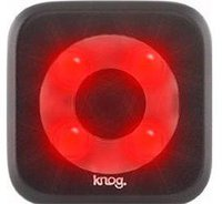 Knog Blinder Circle rote LED