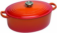 Le Creuset Tradition Bräter 25 cm oval
