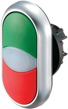 Eaton Doppeldrucktaster M22-DDL-GR