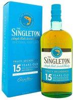 The Singleton of Dufftown 15 Jahre 0,7l 40%