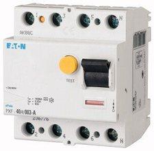Eaton FI-Schalter PXF-25/4/05-A