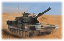 Hobby Engine M1A1 Abrams RTR (0811)