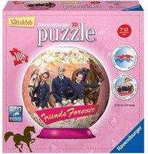 Ravensburger Friends Forever - Sattelclub (Puzzleball, 108 Teile)