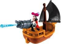 Mattel Jake und die Nimmerland Piraten - Hooks Kanonenboot