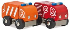 Heros Baufahrzeuge Feuerwehr
