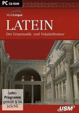 United Soft Media MultiLingua Latein - Der Grammatik und Vokabeltrainer (Win) (DE)